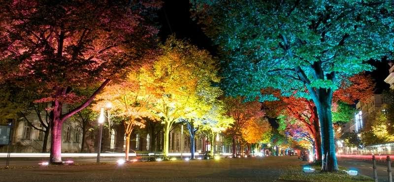 CityGames Berlin: Berlin bei Nacht