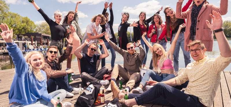 """CityGames Berlin: """"Student-Tour"""" in Berlin"""