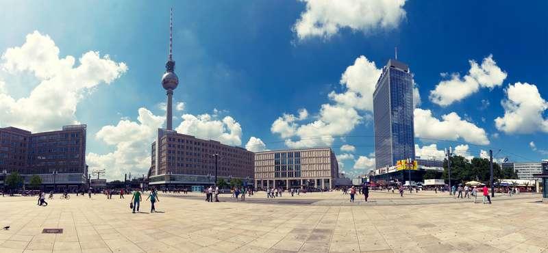 CityGames Berlin: Alexanderplatz
